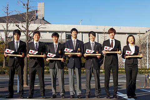 全国のオアズパーソンへの手紙(第42信) | 競技者 | 日本ボート協会